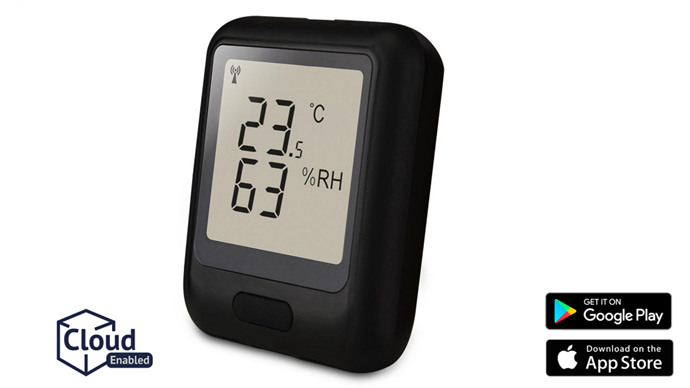El Wifi Th Temperature And Humidity Data Logger With Wifi